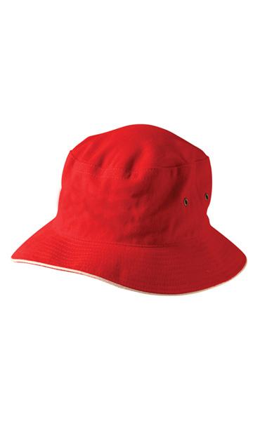 d24af1fa497 Apparel 2001 - soft washed sandwich bucket hat