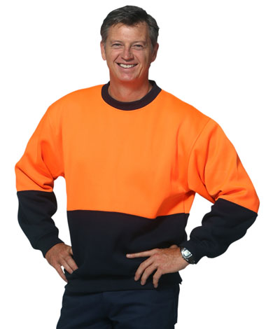 c6f02c32e Apparel 2001 - Hi-Vis two tone safety windcheater